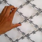 Razor Diamond Fencing