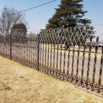 Razor Diamond Mesh Fencing