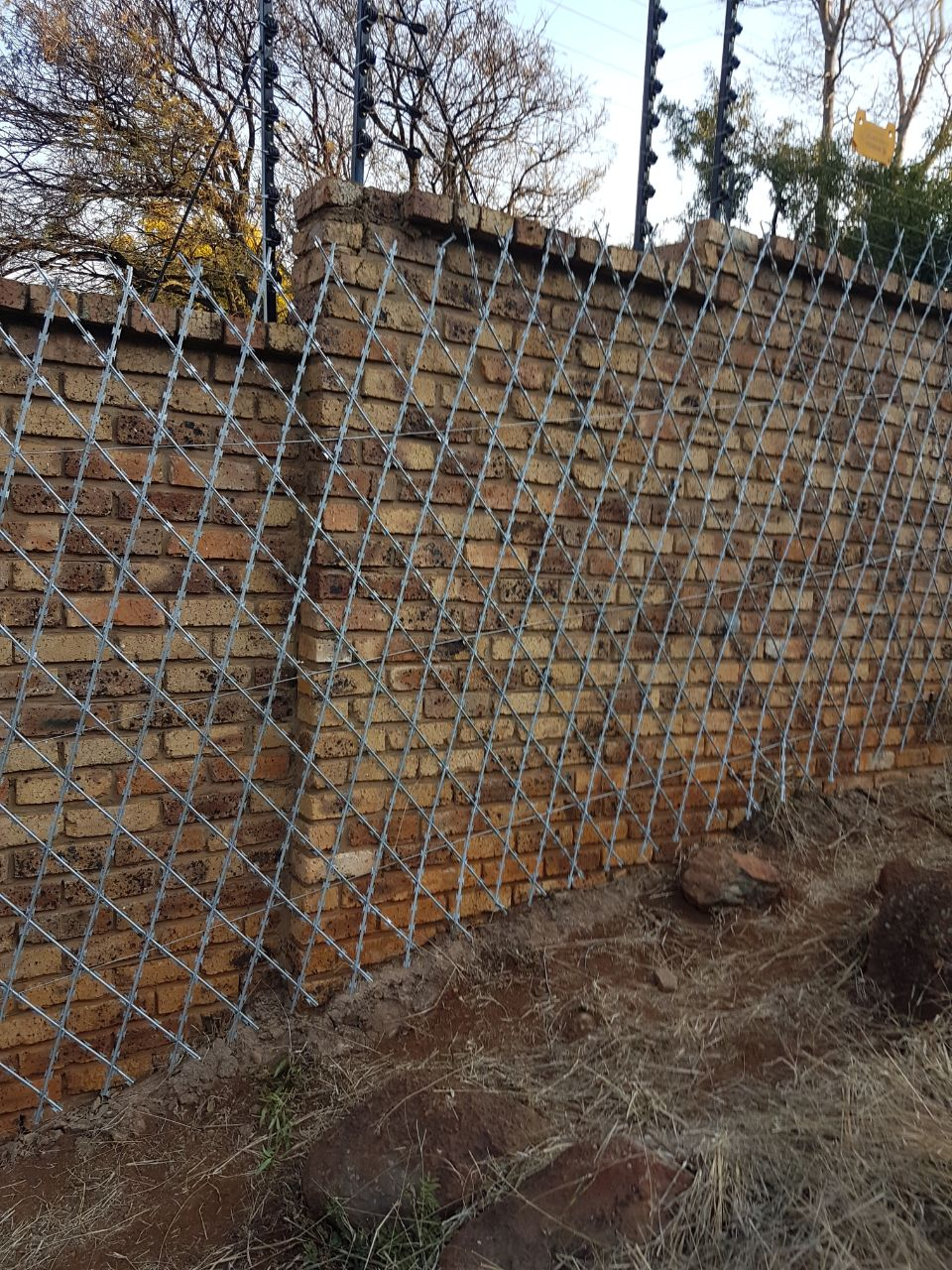 Types Of Fencing Includes Welded Ripper Razor Mesh Fence